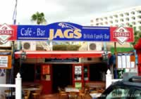 Jags Cafe Bar