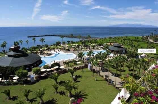 Thomson Hotel Riu Palace Tenerife
