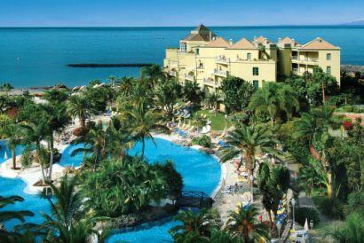 Jardines de nivaria hotel fanabe costa adeje tenerife for Jardine de nivaria