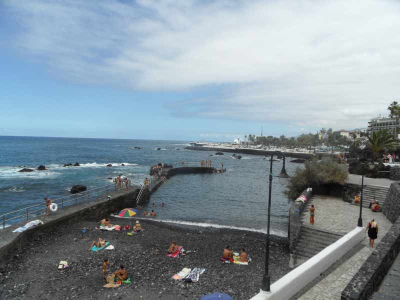 Puerto de la cruz north tenerife canary islands spain resort information and guide - Hotel san telmo puerto de la cruz tenerife ...